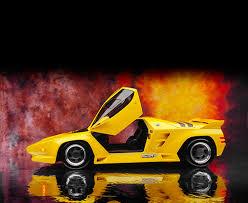 aut 25 rk1403 04 kimball stock 1992 vector w8 yellow profile view door open on