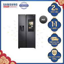 Shop bán Tủ lạnh Samsung Family Hub 641L (RS64T5F01B4)