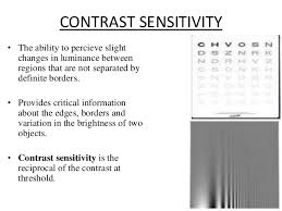 Pelli Robson Contrast Sensitivity Chart Pdf Visual Acuity By Pd