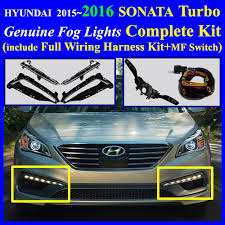 2016 sonata wiring diagram 2016 image wiring diagram 2015 2016 hyundai sonata turbo led fog light lamp complete kit on 2016 sonata wiring diagram