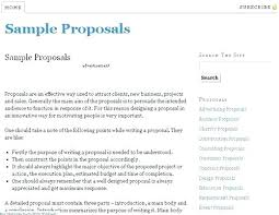 Sales Proposal Template Free Promotion Proposal Template Free