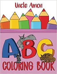 The amazon book review book recommendations, author interviews, editors' picks, and more. Abc Coloring Book Alphabet Coloring Pages For Kids Amon Uncle 9781539478294 Amazon Com Books