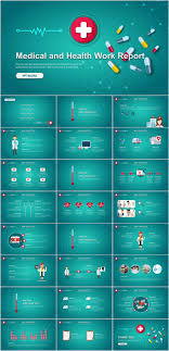 Best Medical Charts Presentation Powerpoint Template | The Highest ...