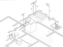 Plumbing Installations Schemes And All The Plumber Plans