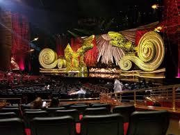 Elton John Million Dollar Piano Seating Chart The Colosseum At Caesars Palace Section 202