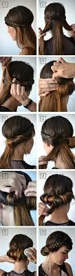 Frisuren Einfach Selber Machen Mittellang Modische Haarschnitte