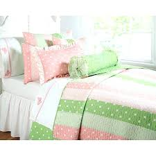 green duvet cover twin pink and lime green duvet cover stripe pink green quilt set hot