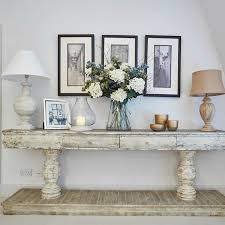 sofa console table. Distressed Console Table Be Equipped Long Sofa Fireplace Very