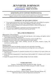 work experience resume template. resume sample work experience