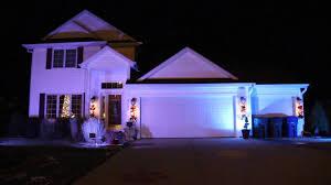 House Flood Lights Christmas Led Rgb Christmas Flood Lights For Superlightingled Com