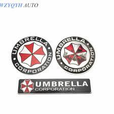 high quality ford focus accessories buy cheap ford focus 3d aluminum umbrella corporation car sticker accessories stickers for ford focus cruze kia rio skoda mazda