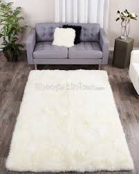 cool area rug combine with extra large ivory white sheepskin feet town rugs canada apply to