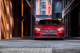 Standard features include leather upholstery. 2019 Mercedes Benz Cls 450 First Drive Edmunds