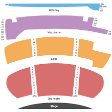 Washington Center For Performing Arts Seating Chart Washington Center For The Performing Arts Seating Chart