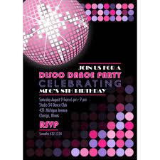 part invites dance party invites cloudinvitation com