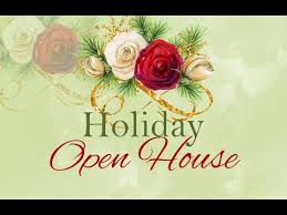 Christmas Open House Invitation Clip Art Tutorial Holiday Open House Invitation Youtube