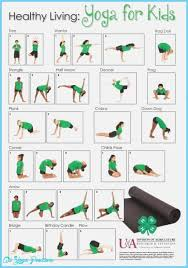 Basic Yoga Poses Chart Free Yoga Poses Chart Sun Salutation Chart Printable Sun