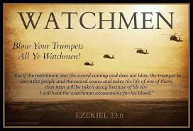 Image result for the watchman in the bible