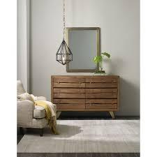 hooker furniture transcend contemporary  drawer dresser and