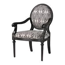 wood arm chair with cushion design ideas