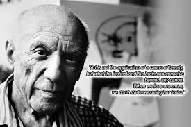 Picasso Famous Quotes