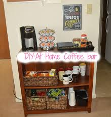 coffee bar. Coffee Bar