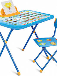 Купить <b>комплект</b> детской <b>мебели стол</b> и стул для ребенка в ...