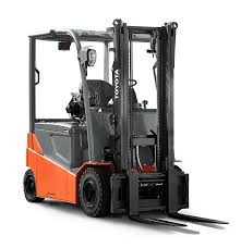 Electric Pneumatic Forklift | Toyota Forklifts