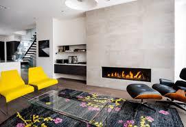 Modern bright living room Tiffany Blue Modern Living Room With Bright Chairs The Spruce 21 Modern Living Room Design Ideas