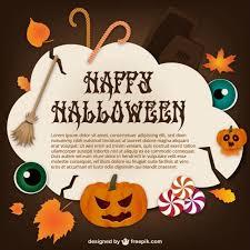 Scary Halloween Vectors | Free Vector Graphics | Everypixel