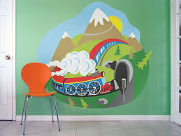 D Stunning Wall Murals For Kids