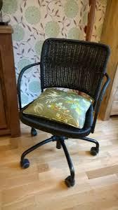 ikea swivel office chair. Luxury Rattan Swivel Desk Chair Ikea Gregor Black Office In York Rocker Cushion Bar Stool Replacement