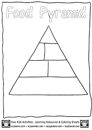 Worksheets Food Pyramid | Homeshealth.info