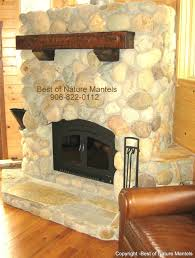 rustic wooden fireplace mantels solid wood fire surrounds
