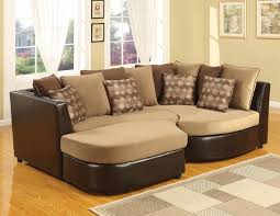 Bassett Sofas Popular Gray Sectional Sofa With Chaise Lounge - Chaise lounge living room furniture