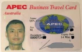 Apec Business Travel Card Holders