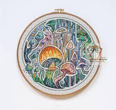 Floral Cross Stitch Patterns New Inspiration Ideas