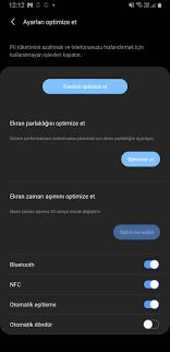 Çözüldü: Ekran zaman aşımı - Samsung Members