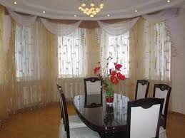Curtains Dining Curtain Designs Inspiration Modern Dining Room For - Modern dining room curtains