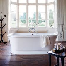 burlington london round freestanding bath
