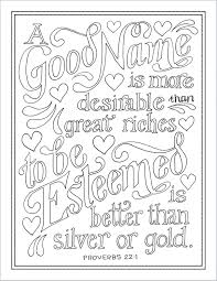 Best free coloring pages for kids & adults to print or color online as disney, frozen, alphabet and coloring catalog : A Good Name Coloring Page Flanders Family Homelife