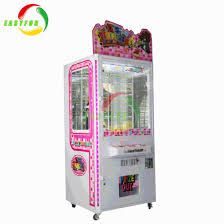 Key Master Vending Machine Game Classy China Coin Operated Gift Machine Key Master Prize Vending Arcade