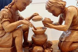 Buy wood carvings online from home direct 365. Paete Wood Carving Wood Carving Hd Images