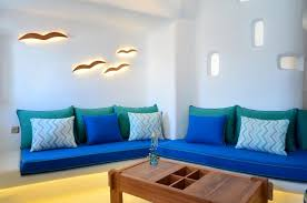 blue couches living rooms minimalist. Blue Couches Living Rooms For Minimalist Home Design : Cool Modern Room Decoration With C