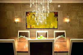 modern crystal dining room chandeliers contemporary chandelier ideas lighting table contempor