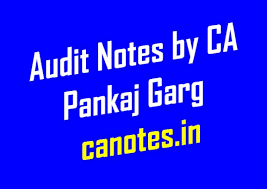 Pankaj Garg Audit Charts Nov 2018 Audit Notes By Ca Pankaj Garg Audit Charts Ca Notes
