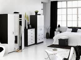 Bedroom Black And White Bedroom Furniture Bedroom Bench Idea
