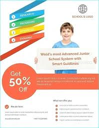 Education Brochure Templates Free Education Brochure Templates Download Professional