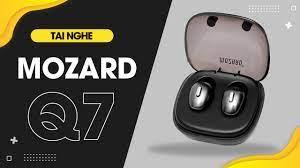 Tai nghe Bluetooth True Wireless Mozard Q7 - giá rẻ