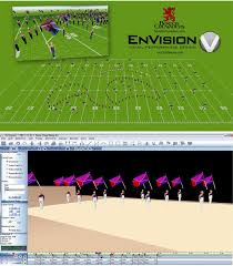 Marching Band Drill Design Software